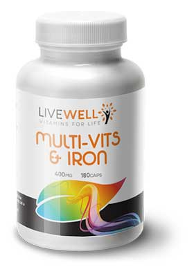 Live Well Detox Plus branded supplements wholesale