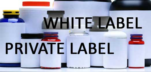 wholesale white label and private label supplements